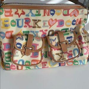 Dooney & Bourke Graffiti Bag